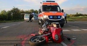 Kreis Heidenheim – Hausen ob Lontal – Tödlciher Motorradunfall 09052018 7