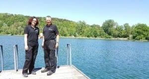 Kreis Neu-Ulm – EU-Badegewässer Probenentnahme