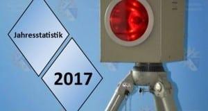 Polizeiverwaltungsamt Jahresstatistik 2017