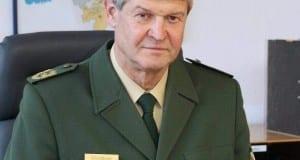 Polizeipräsident Werner Strößner