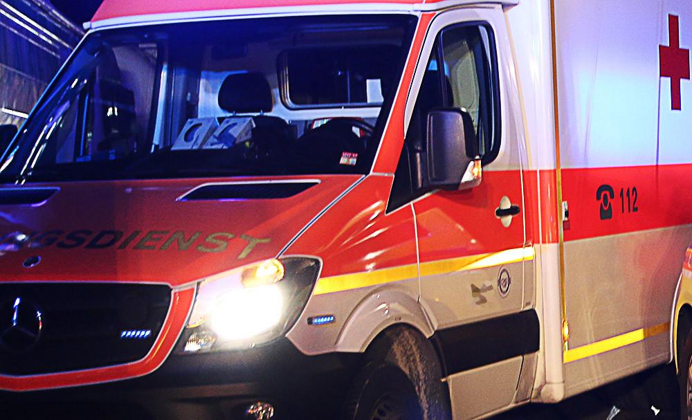 Ottobeuren: Zusammenstoß beim Abbiegen mit einer Verletzten - BSAktuell