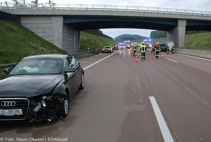 Unfall A8 bei Zusmarshausen 13052018 4