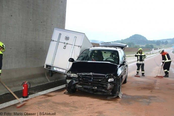 Unfall A8 bei Zusmarshausen 13052018 6