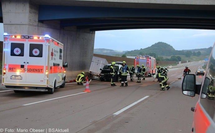 Unfall A8 bei Zusmarshausen 13052018 8