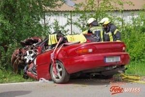 Unfall Aletshausen B16 03052018 2