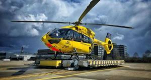 ADAC Rettungshubschrauber C22 Ulm