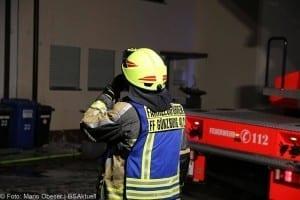 Brand Günzburg Dachstuhlbrand Blitzschlag 06062018 15