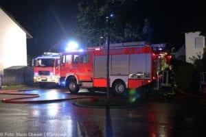 Brand Günzburg Dachstuhlbrand Blitzschlag 06062018 5