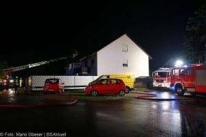 Brand Günzburg Dachstuhlbrand Blitzschlag 06062018 6