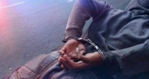 Festnahme Handschellen