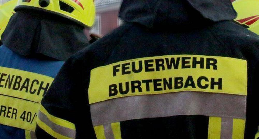 Feuerwehr Burtenbach