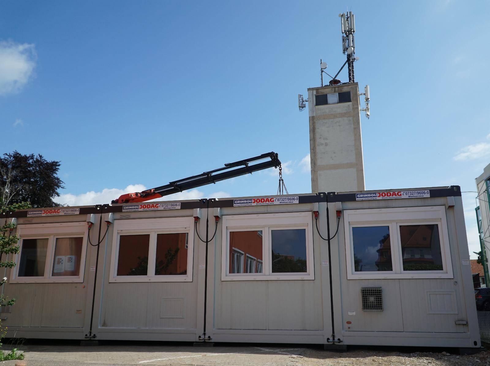 Feuerwehr Günzburg - Neue Feuerwache