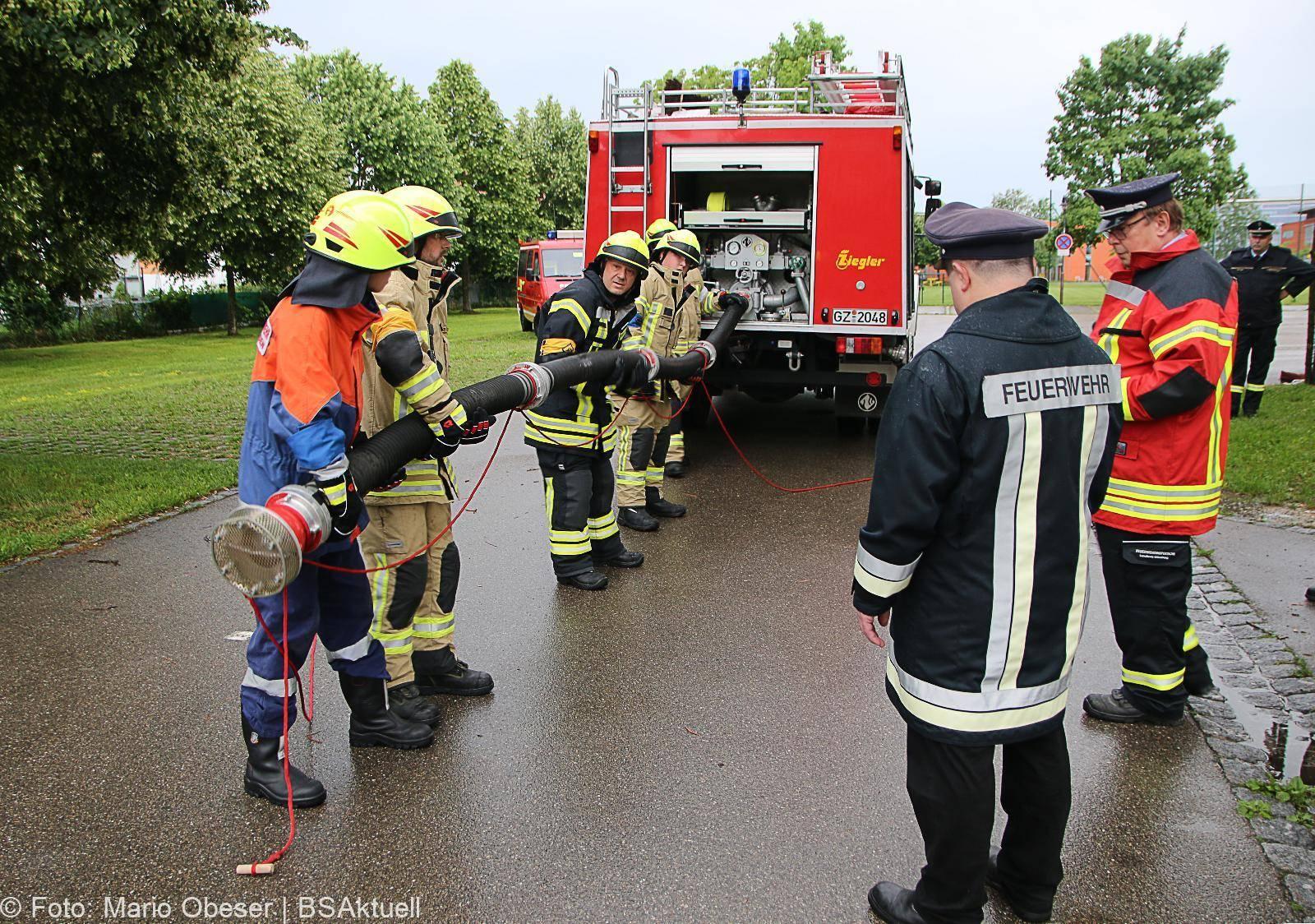Feuerwehr Ichenhausen – Inspektion 2018 – 12062018 54