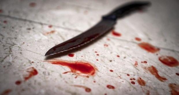 Messer Blut