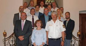 Sicherheitsgespraech Stadt Memmingen – PP Schwaben Sued West