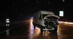 Unfall A8 Burgau-Zusmarshausen Transporter 01062018 6