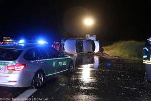 Unfall A8 Leipheim-Elchingen 31052018 1