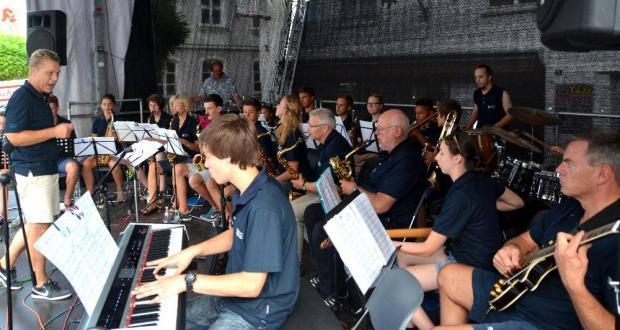 Günzburg - Musikschule Sommerkonzert Kultursommer 2018