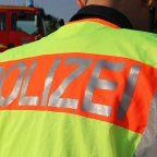 Polizei Schriftzug Polizeiweste Feuerwehr