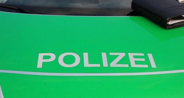 Polizeifahrzeug Vorne