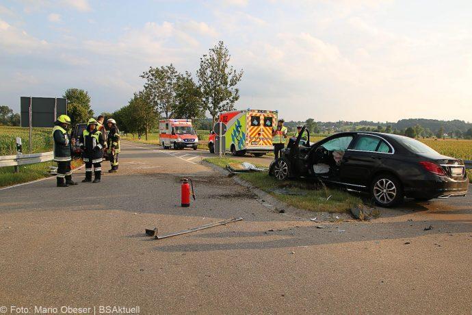 Unfall Umgehung Jettingen ST2025 – GZ16 10072018 5