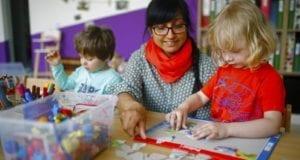 ASB Kriterien Kindertagesbetreuung