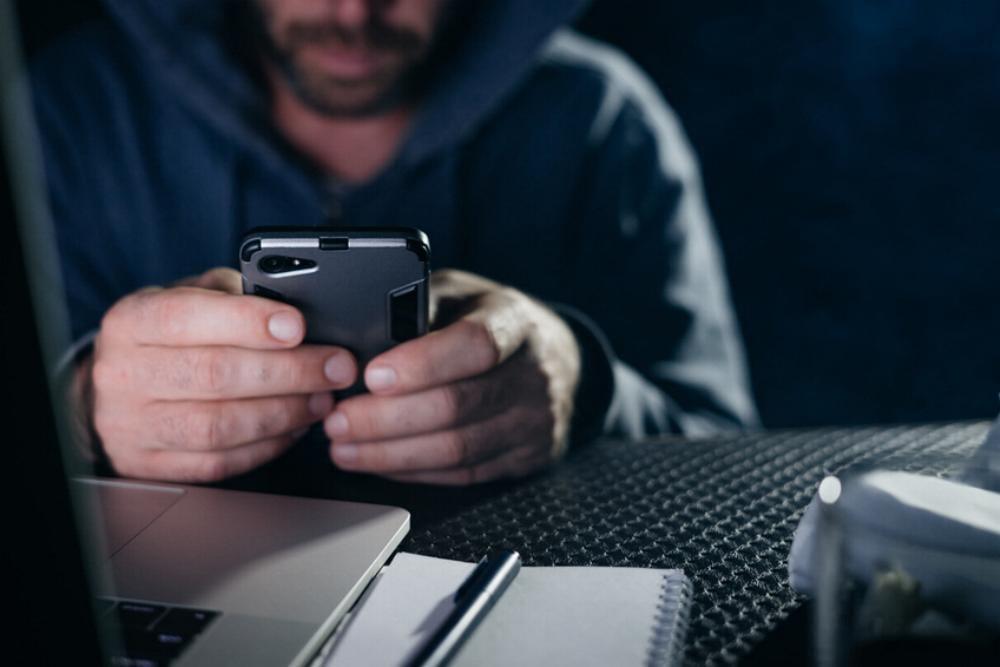 Betrug Telefon Computer Handy