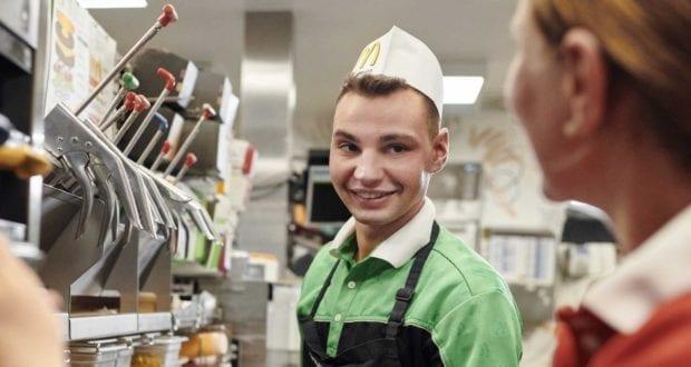 McDonalds stärkt Ausbildungsbereich