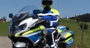 Motorradkontrollgruppe Polizei