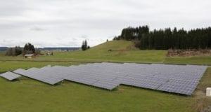 PV-Freiflächenanlage Biessenhofen