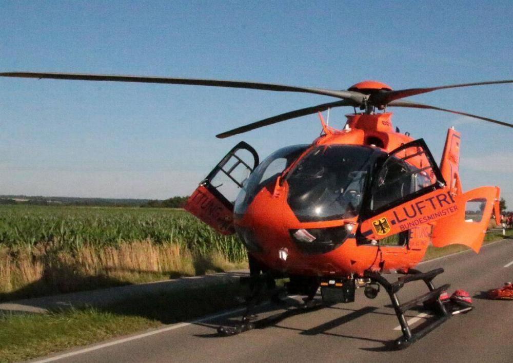 Rettungshubschrauber CH17