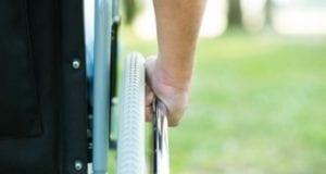 Rollstuhl Minerva Studio – Fotolia