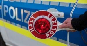 Stop Polizei Anhaltekelle
