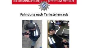 Tankstellenraub Gersthofen