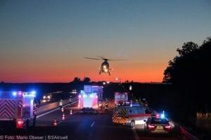 Unfall A8 Zusmarshausen-Burgau 12082018 21