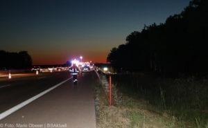 Unfall A8 Zusmarshausen-Burgau 12082018 22