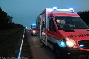 Unfall A8 Zusmarshausen-Burgau 12082018 3