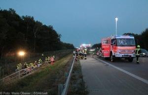 Unfall A8 Zusmarshausen-Burgau 12082018 4