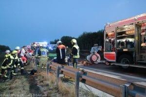 Unfall A8 Zusmarshausen-Burgau 12082018 8