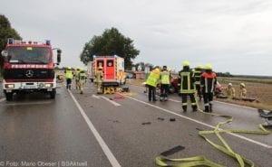 Unfall B16 Hochwang-Kleinkötz 13082018 1