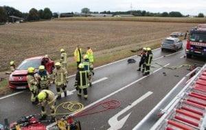 Unfall B16 Hochwang-Kleinkötz 13082018 12