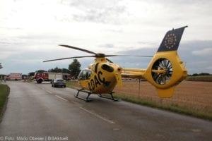 Unfall B16 Hochwang-Kleinkötz 13082018 19