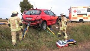 Unfall B16 Hochwang-Kleinkötz 13082018 5