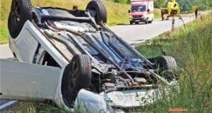 Unfall B300 Thannhausen