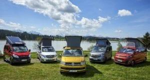 Vergleichstest ADAC Campingbusse