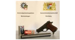 Waffenkauf Festnahme Bad Grönnenbach