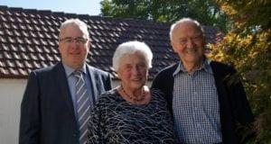 60 Hochzeitstag Häußler Stadt Neu-Ulm