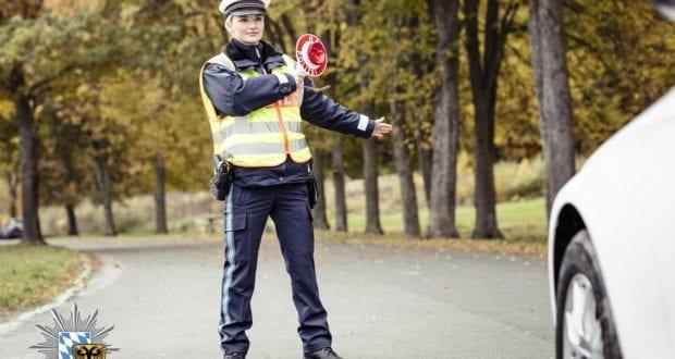 Ablenkung Strassenverkehr Verkehrskontrolle