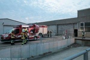 Brand Halle Jettingen 16092018 14
