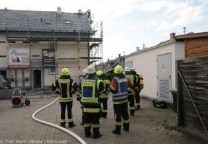 Dachstuhlbrand Vöhringen Ulmer Strasse 28092018 8